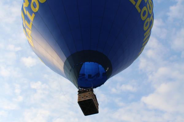 Ballonfahren am Mittelrhein