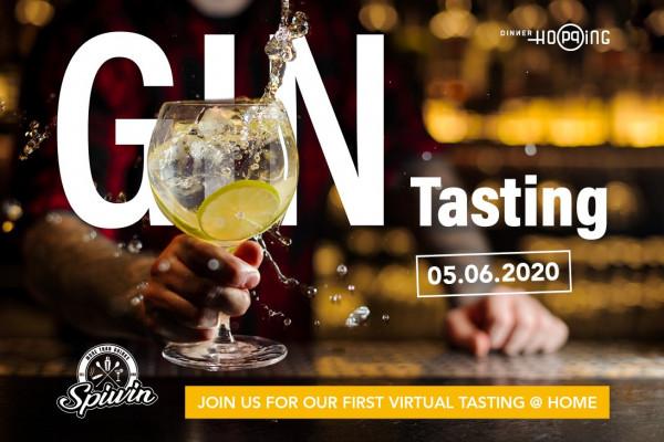 Gin Tasting Zuhause 05.06.2020