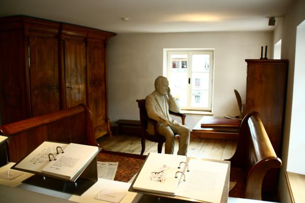 Eintrittsticket: Victor Hugo Haus