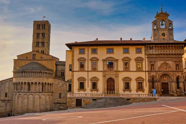 Arezzo e gli uomini illustri
