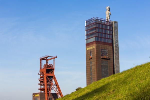 Radtour durch den Central-Park des Ruhrgebiet