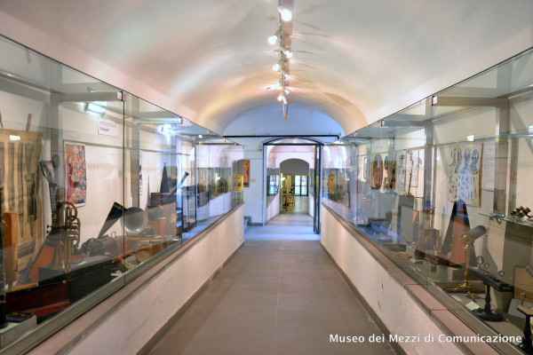 MUMEC Media and Communication's Museum - Ticket online