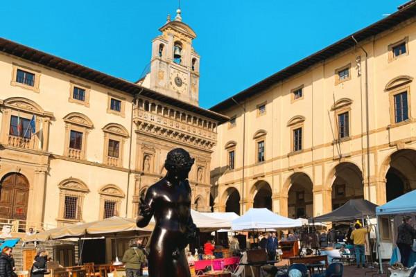 Vintage Arezzo Winter Edition