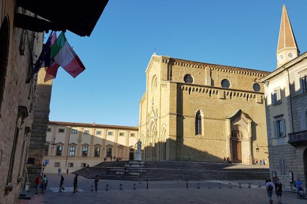 Arezzo e la Val Tiberina