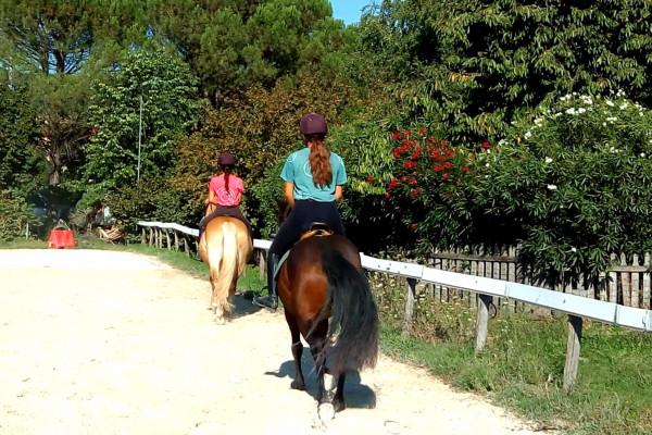 Esperienza a cavallo - 1 notte in hotel
