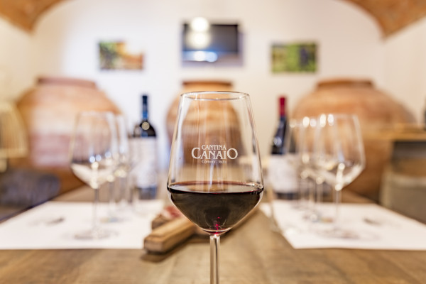 Canaio Winery Lunch and Luxury Dinner