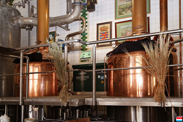 Clausel brewery production site