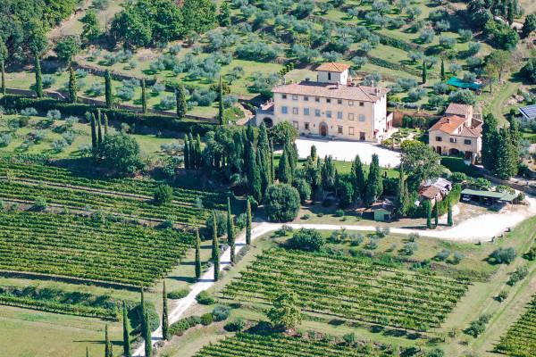 Visita e degustazione di vino Villa La Ripa