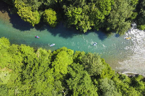 Demi Jour-J Rafting en Vallée d'Aure