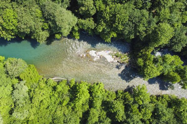 Descente aquatique dans les Pyrénées