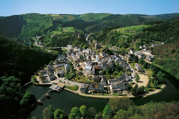 Discover Luxembourg - Gourmet & Relax Hotel de la Sûre