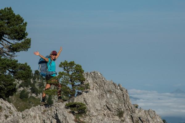 Journée incentive en montagne