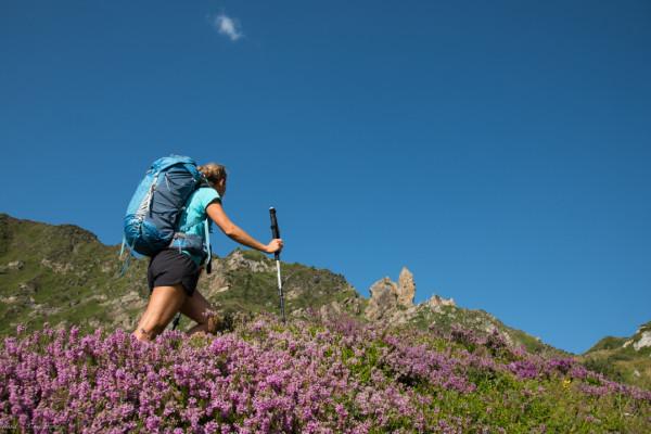Jour-J Rando dans les Pyrénées HPTE