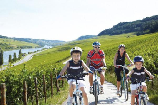 Kids Bike Tour (auf Anfrage)