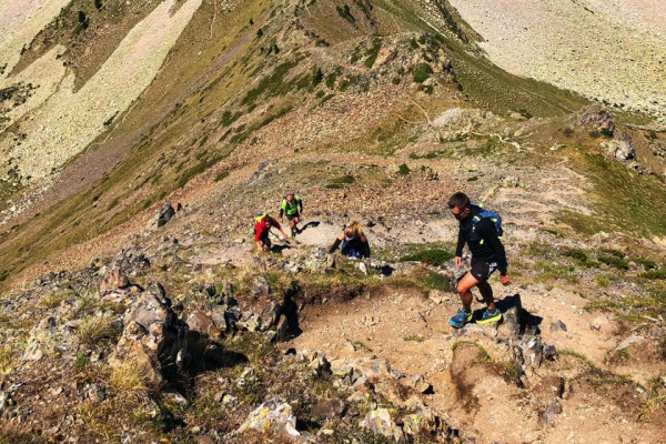 Week-end – Trail – Vallée d'Ossau – 2 jours – Pyrénées