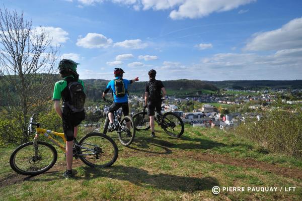 Luxemburg: Entdecken Sie 4 Regionen mit dem Fahrrad - Angebot der CFL Evasion