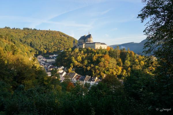 Eintrittsticket Schloss Vianden