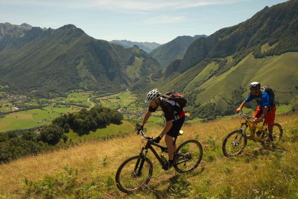 Séjour Tour du Béarn VTT