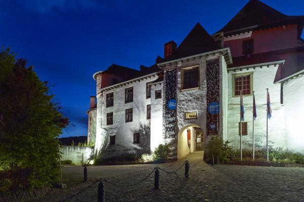 Clervaux - Natur und Entspannung mitten in den Luxemburger Ardennen