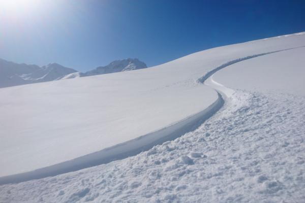 poudreuse ou ski de printemps pyrénées