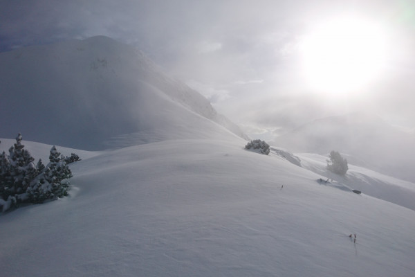 ski freeride pyrénées