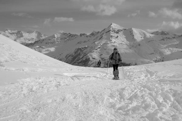 Sortie hiver dans les Pyrénées