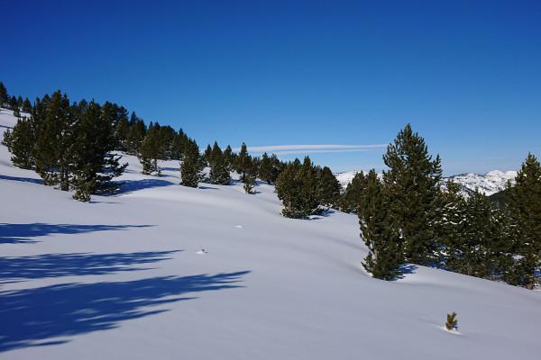 splitboard et ski rando pyrénées
