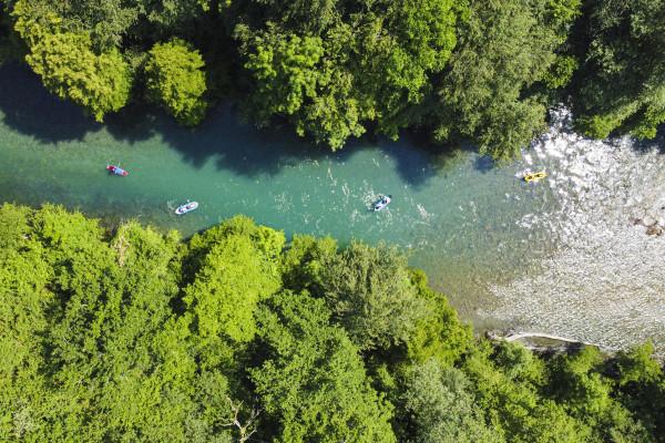 Week-end XL Canyoning & Rafting M. Galharret
