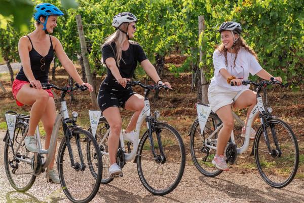 Bike Tour (auf Anfrage)