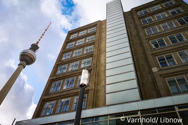 Gesellschaftlicher Wandel - Berlins Osten zwischen Alexanderplatz und Rosenthaler Platz - Berlin
