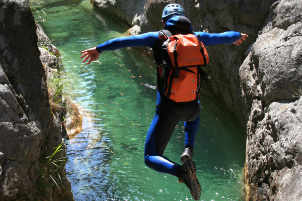 Canyoning Sportivtour - Schneizlreuth