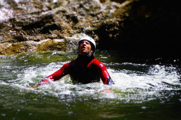 Canyoning Einsteigertour  - Schneizlreuth