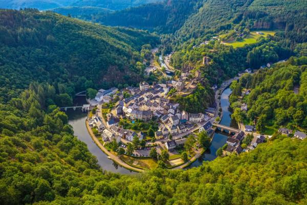 City Tour Esch-sur-Sûre