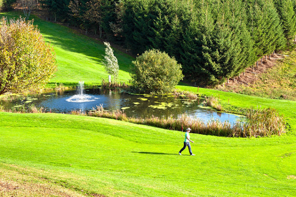 Golfplatz Clervaux
