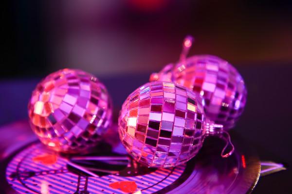 Dekorationselement Lentz'en Chalet - Disco