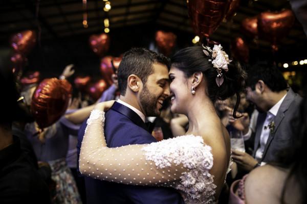 Hochzeitsfeier im Lentz'en Chalet