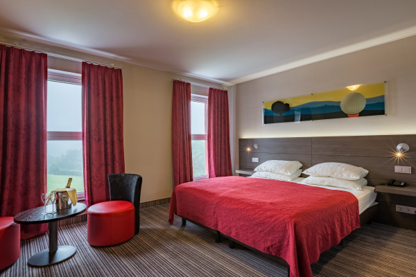 chambre Golf & Country Hotel Clervaux