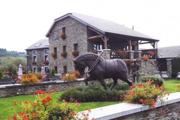 Auberge de la ferme Rochehaut sur Semois