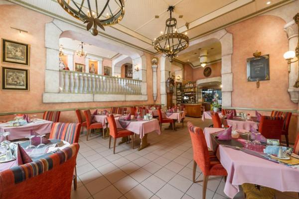 restaurant Hôtel Gourmet & Relax de la Sûre à Esch-sur-Sûre