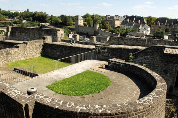 Casemates du Bock Luxembourg