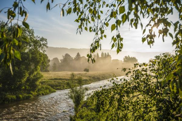 La nature de la région Éislek