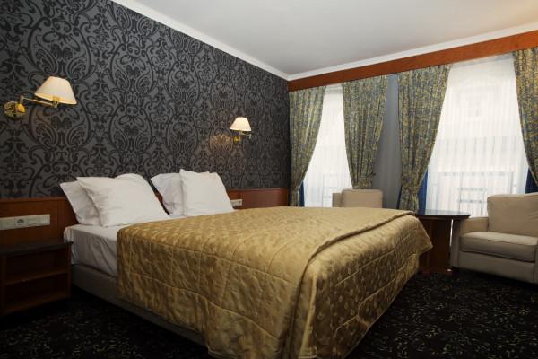 Room Hotel International in Clervaux