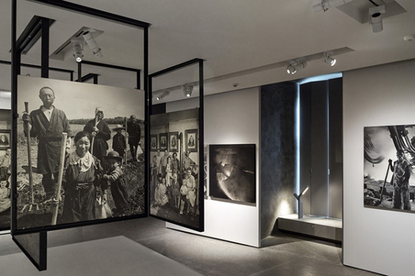 Exhibition The family of man in Clervaux