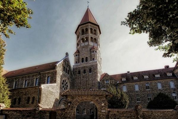 Benedictine abbey of Clervaux