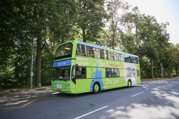 Hop On Hop Off City Line Bus