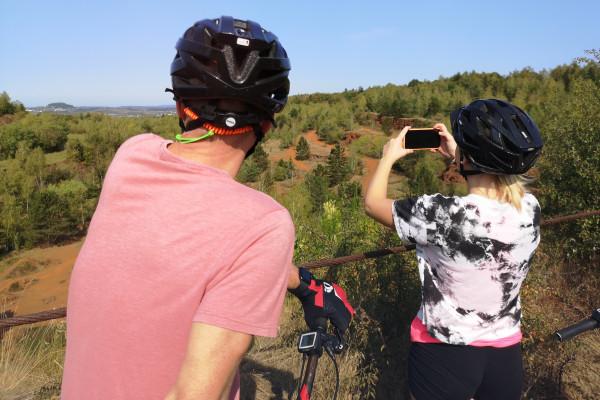 MTB Red Rocks - panorama views