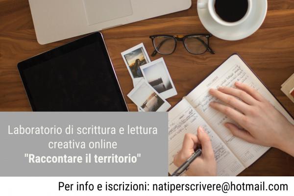 scrivere, raccontare, laboratorio individuale