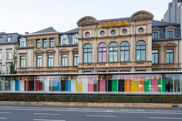 Casino Luxembourg - Forum of contemporary art