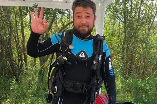 Taucherfläsch-Guided Dive