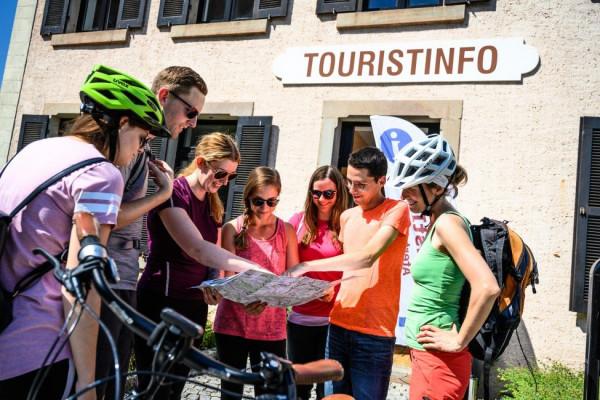 Dällchen West Tour - Guided bike tour (240 min.)